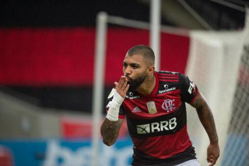 Gabigol é um dos destaques do Flamengo no Brasileirão.