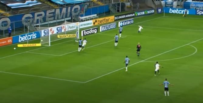 Grêmio x Sport gols