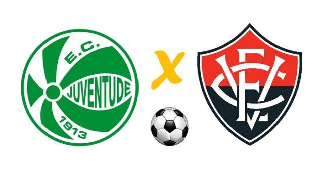 Confira tudo sobre Juventude x Vitória pela 10ª rodada da Série B