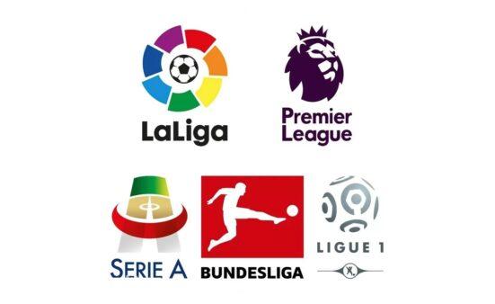 Ligas da Europa vão set transmitidas no Brasil.
