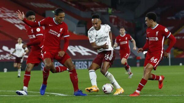 Assistir Liverpool x Arsenal Copa da Liga Inglesa AO VIVO