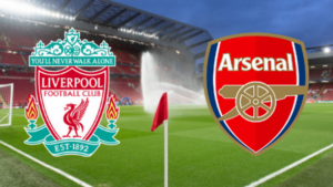 Liverpool x Arsenal ao vivo
