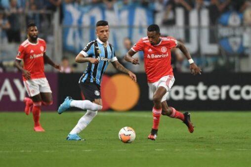 Edenilson em Internacional x Grêmio