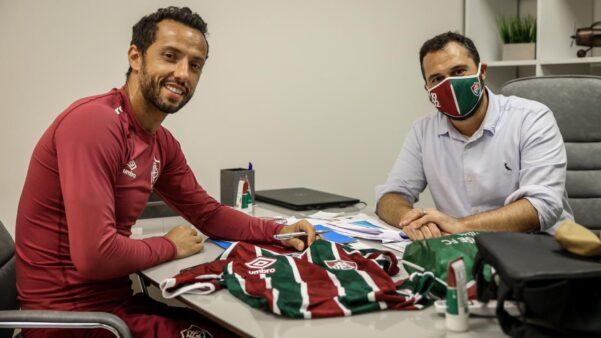 Nenê renovação Fluminense