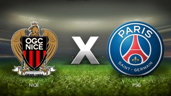 Nice x Paris Saint-Germain assistir ao vivo