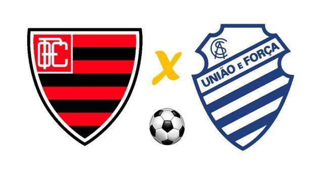 Oeste x CSA/ Brasileirão Série B AO VIVO (Reprodução/ Arte: Adriano Oliveira)