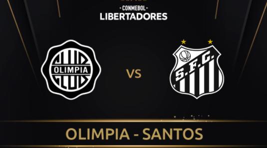 Olimpia x Santos AO VIVO