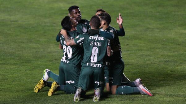 Palmeiras x Bolivar