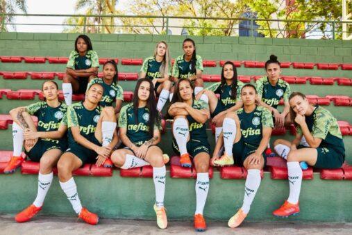 Puma, Palmeiras