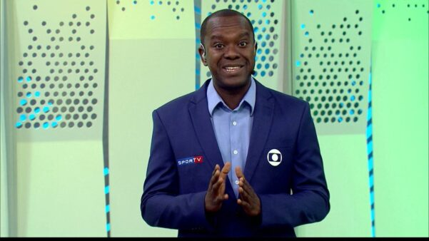 Paulo César Oliveira, comentarista da Globo
