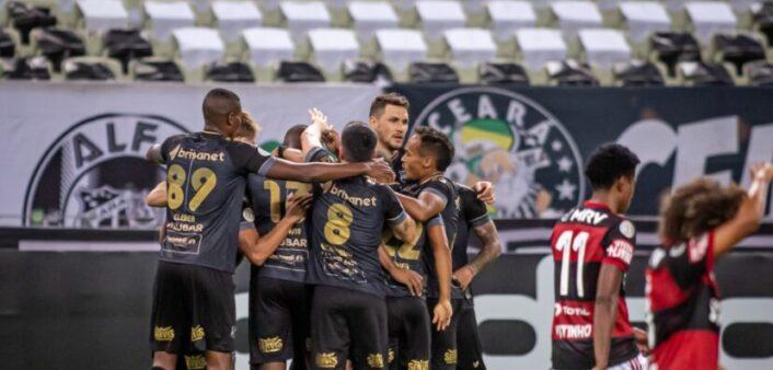 Provável escalação Ceará Brusque Copa do Brasil