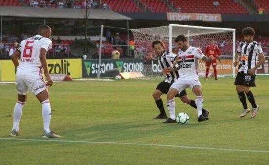 Atlético-MG x São Paulo