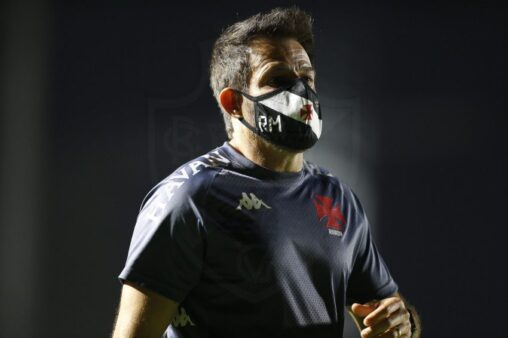 Ramon Menezes terá problemas para escalar o Vasco.