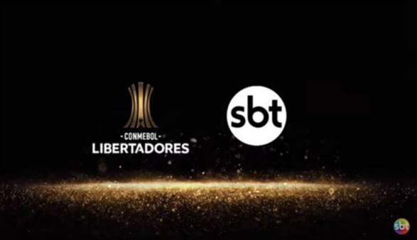 SBT Libertadores Palmeiras.