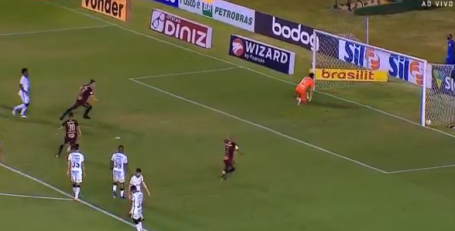 Sport x Corinthians gols