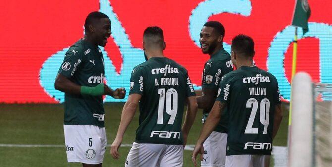Palmeiras x Bolívar Wesley