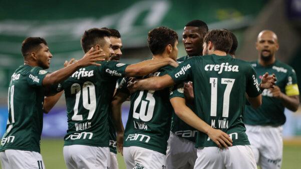 Palmeiras busca tetra na Copa do Brasil