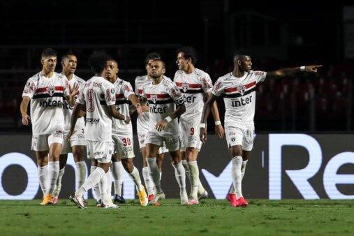 São Paulo Libertadores