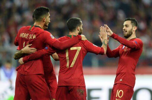 Portugal x Suécia: saiba como assistir o jogo da Nations League AO VIVO
