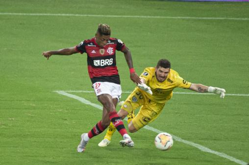 Bruno Henrique em Flamengo