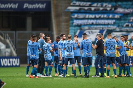 Grêmio escalação