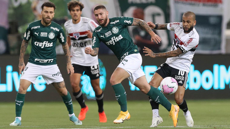Palmeiras x São Paulo: assista aos melhores momentos no ...