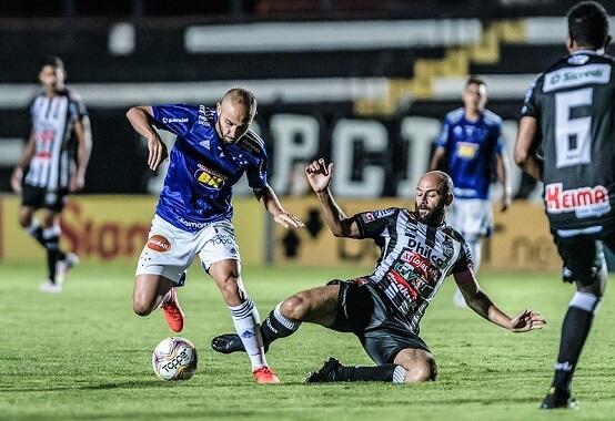 O Operário-PR vem de derrota em casa por 1 x 0 diante do Cruzeiro, em jogo válido pela 17ª rodada da Série B (Foto: Gustavo Aleixo/ Reprodução/ Flickr oficial do Cruzeiro EC)