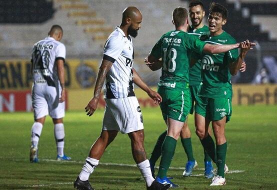 Na última terça (20), a Chapecoense foi a Campinas e goleou a Ponte Preta pelo placar de 5 x 0 (Foto: Divulgação/ Site oficial ACF)