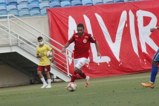 Anderson Paraíba, meio-campista do América-RN (Foto: Canindé Pereira/ América FC)