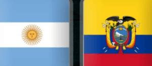 Argentina x Equador ao vivo