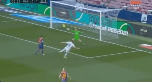 Barcelona x Real Madrid