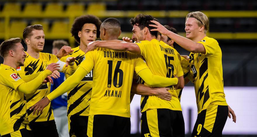 Borussia Dortmund Aktienkurse