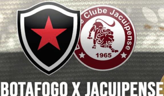 Botafogo-PB x Jacuipense ao vivo