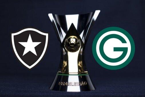 Goiás x Botafogo AO VIVO - Lucas Figueiredo/ CBF (Arte: Adriano Oliveira)