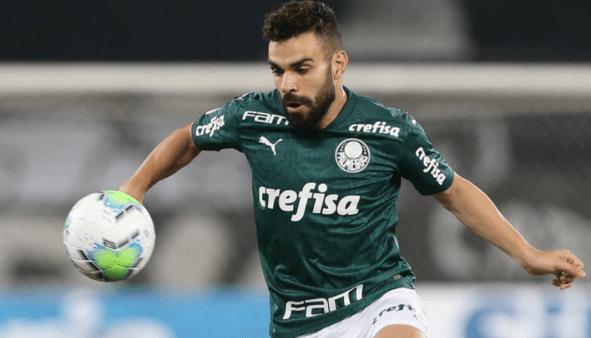 Palmeiras - Bruno Henrique mercado da bola