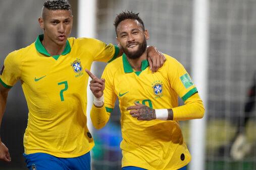 Band pode transmitir jogos da Seleção brasileira na Fifa.