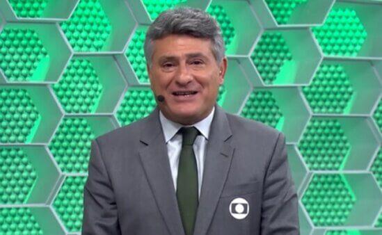 Cléber Machado Globo