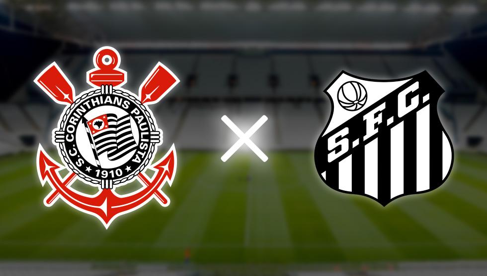 Corinthians x Santos AO VIVO: saiba como assistir o jogo na TV