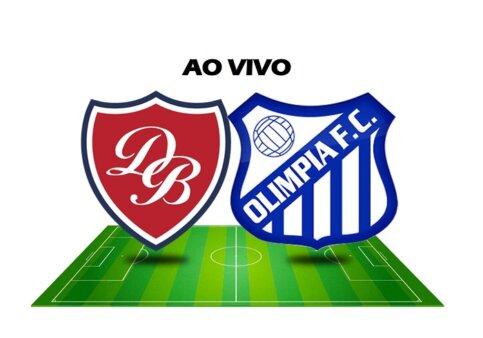 Assista Desportivo Brasil x Olímpia AO VIVO