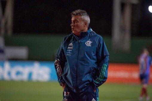 Vasco x Flamengo: Domènec Torrent foi detonado por escalar Léo Pereira