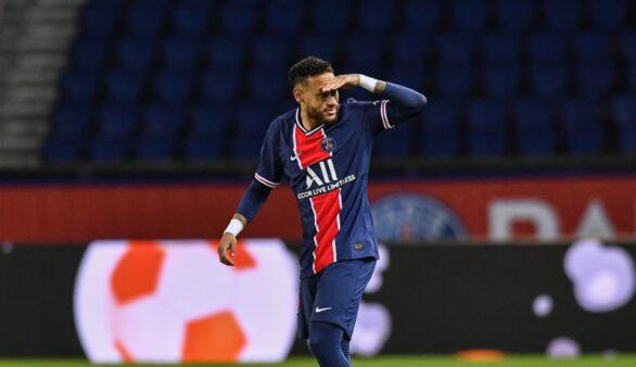 Neymar no PSG brasileiros títulos