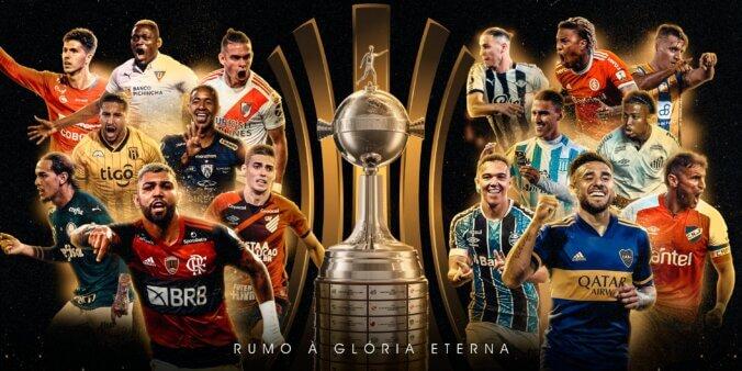 Libertadores confrontos