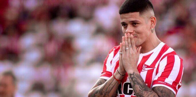 Marcos Rojo negocia transferência para o Sheffield United
