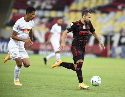 Everton Ribeiro lesão Flamengo