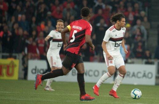 Athletico Paranaense x Flamengo