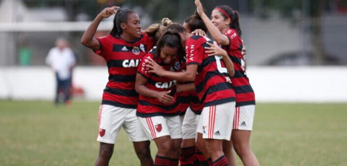 Assistir Flamengo x Avaí/Kindermann Brasileirão Feminino AO VIVO