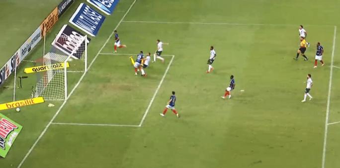 Fortaleza x Palmeiras gols