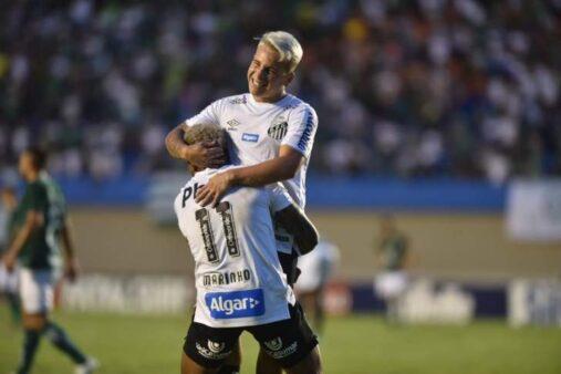 Assistir Goiás x Santos Brasileirão AO VIVO