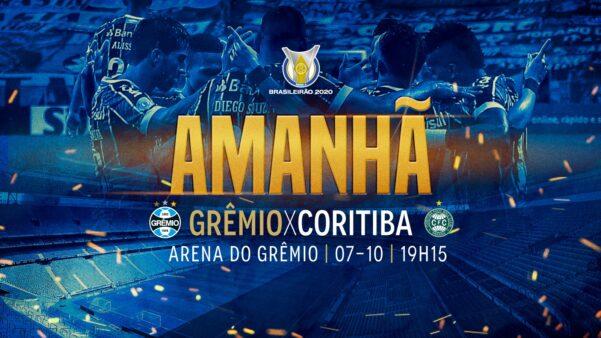 Grêmio x Coritiba