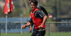 Atlético - Gustavo Blanco